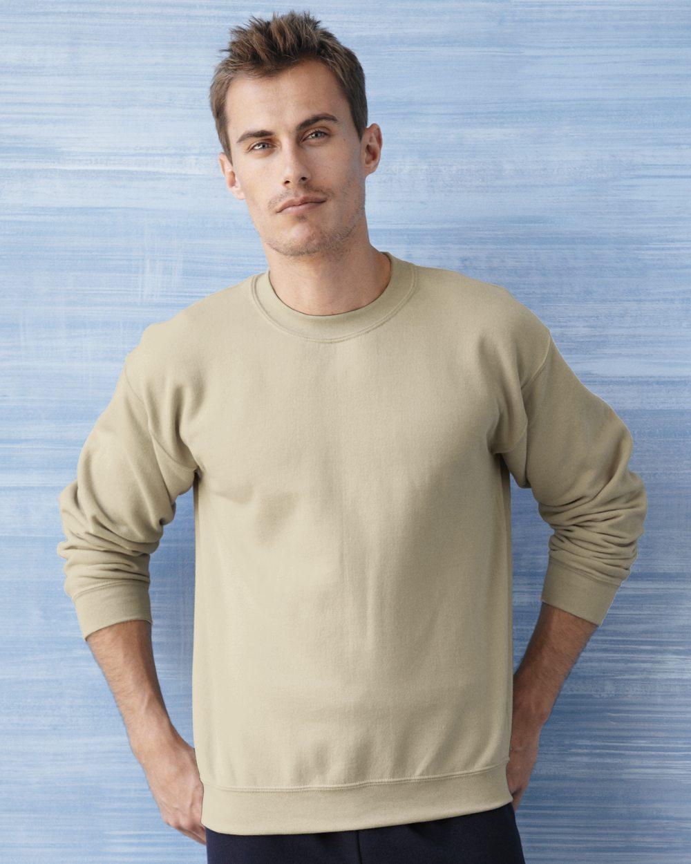 18000 Blend Shirt Gildan Heavy Item Sweatshirt Crewneck 5050 FU0401q